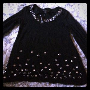 NWT International Concepts top size M
